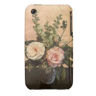 Rose Painting Blackberry Case