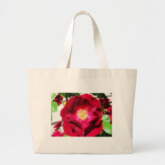 Rose- Painting Effect Tote Bags