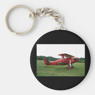 Rose, Parakeet replica, 1990_Classic Aviation Keychain