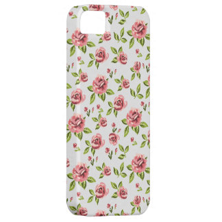 """""""rose pattern"""" design, art, different, great, look iPhone SE/5/5s case"""