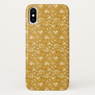 Rose pattern... iPhone x case
