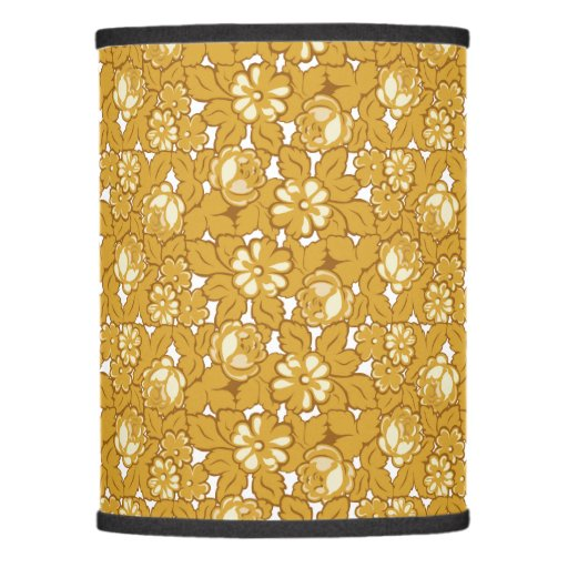Rose pattern... lamp shade | Zazzle