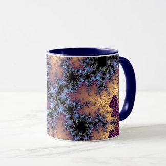 Rose Peach Speckle Mug