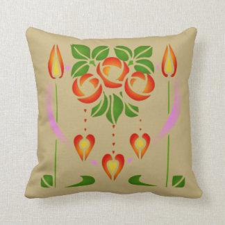 Rose Pendant Pillow