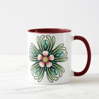 Rose Pent Mug