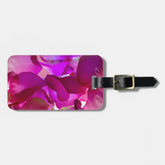 Rose-Petals-Love Tag For Luggage