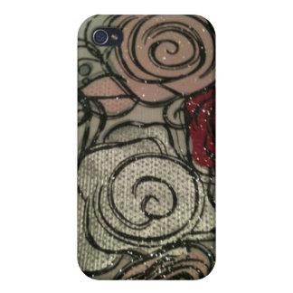 Rose Phone Case iPhone 4 Case