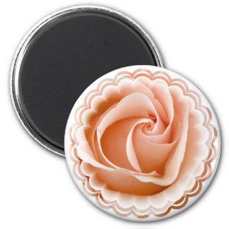 Rose Photo Magnet Fridge Magnet
