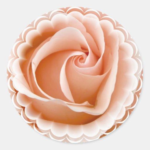 Rose Photo Sticker
