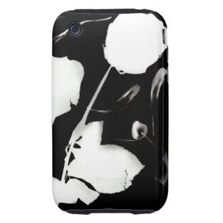 Rose photogram iPhone case iPhone 3 Tough Cases