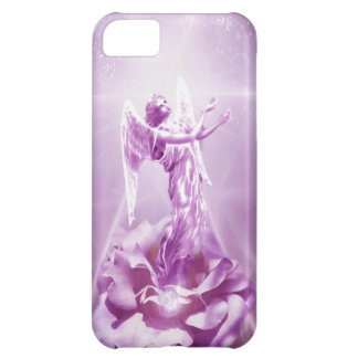 Rose pink Angel flame of love iPhone 5C Cover