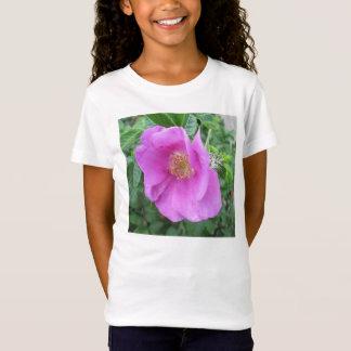 Rose Pink Beach Plum T-Shirt