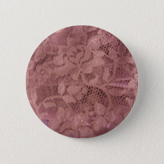 Rose Pink Lace Button