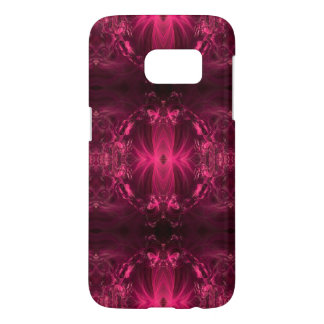 Rose Pink Ribbons Samsung Galaxy S7 Case