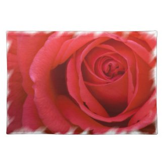 Rose Placemat 2 placemat
