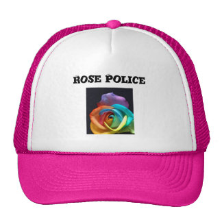 Rose Police Hats