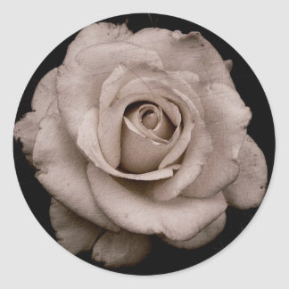 Rose Products Series 1 Classic Round Sticker
