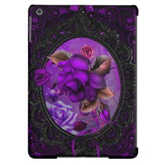 Rose Purple iPad Air Cover