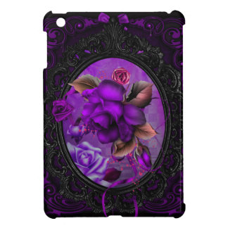 Rose Purple iPad Mini Cases