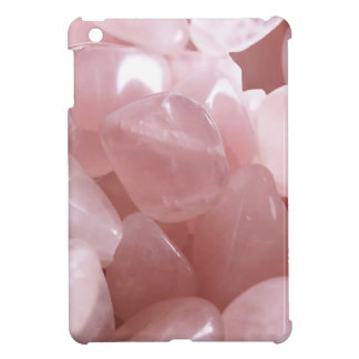 Rose Quarts spiritual pink love crystal iPad cover