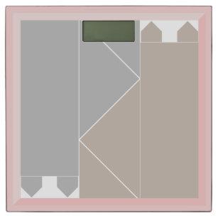 Rose Quartz Bathroom Scales Zazzle