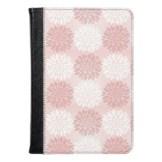 Rose Quartz Chrysanthemum Ombre Flower Kimono Pink Kindle Case