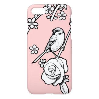 Rose Quartz House Sparrow iPhone 8/7 Case
