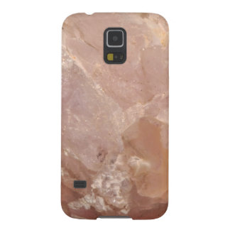 Rose Quartz Phone Case - Gemstone - Crystal