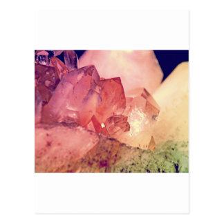 rose quartz postcards