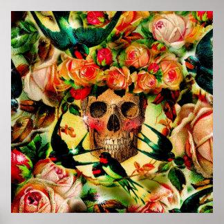 Rose Queen Poster
