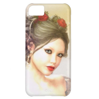 Rose Red iPhone 5C Cover