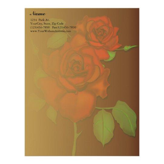 Rose Red Letterhead 2