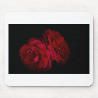 Rose Red Times Deux Mouse Pad