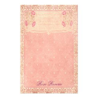 Rose Reverie - Art Nouveau Stationery