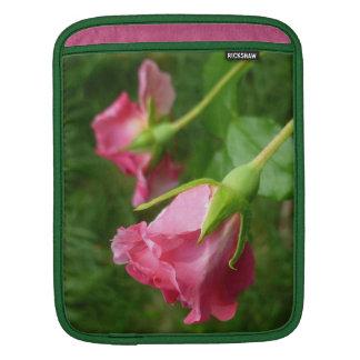 Rose Rickshaw iPad Sleeve