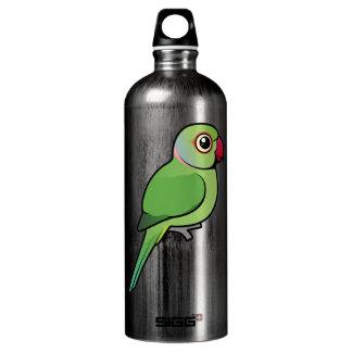 Rose-ringed Parakeet Water Bottle