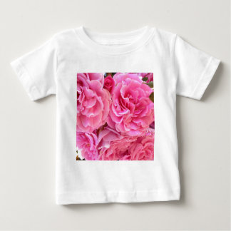 Rose Roses by Carolina Ramos Ferrer Baby T-Shirt