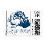 Rose RSVP Stamp
