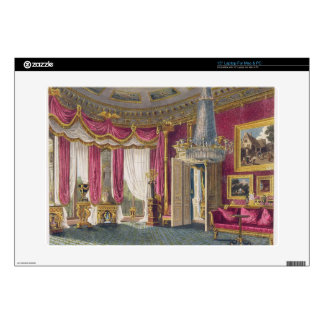 Rose Satin Drawing Room (second view) Carlton Hous Skins For Laptops