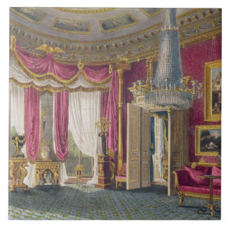 Rose Satin Drawing Room (second view) Carlton Hous Tile
