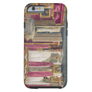 Rose Satin Drawing Room (second view) Carlton Hous Tough iPhone 6 Case