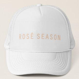 ROSÉ SEASON HAT