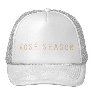 ROSÉ SEASON HAT HAT