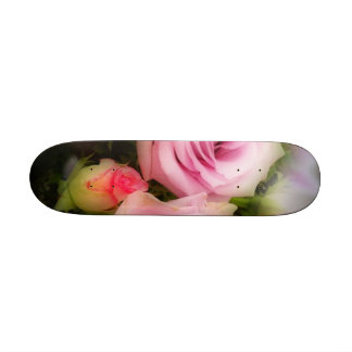 Rose Skateboard Deck