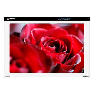 rose laptop skins