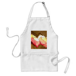 Rose Smile Hearts - Touched by an Angel Adult Apron