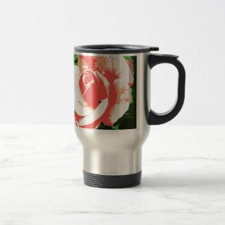 Rose -Soft Pastel ! Travel Mug
