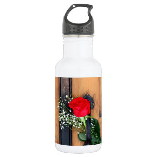 Rose Stainless Steel Water Bottle