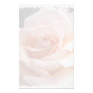 Rose Stationary Customized Stationery