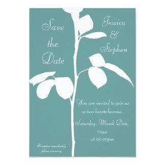 Rose Stem Card